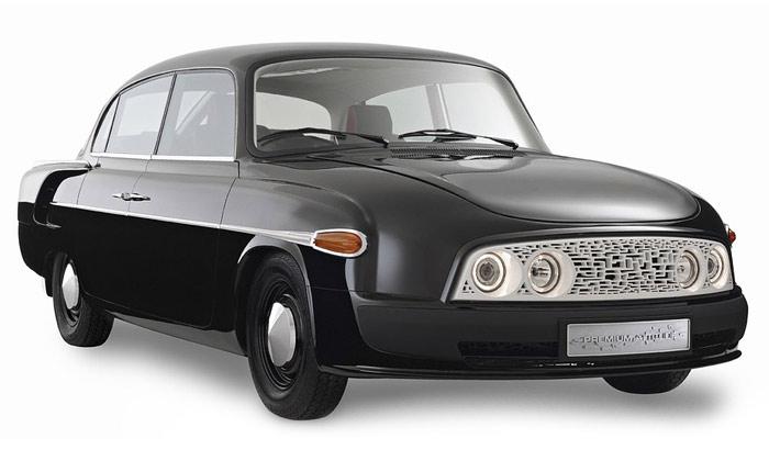 Tatra 603 dostala nový francouzský šarm