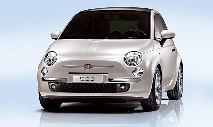 Nová éra legendárního vozu Fiat 500