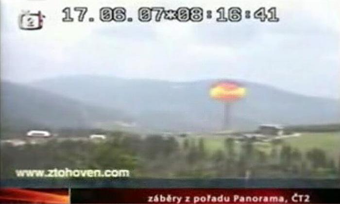 Atomový výbuch vyhrál cenu NG 333