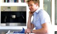 Bristký šéfkuchař Gordon Ramsay