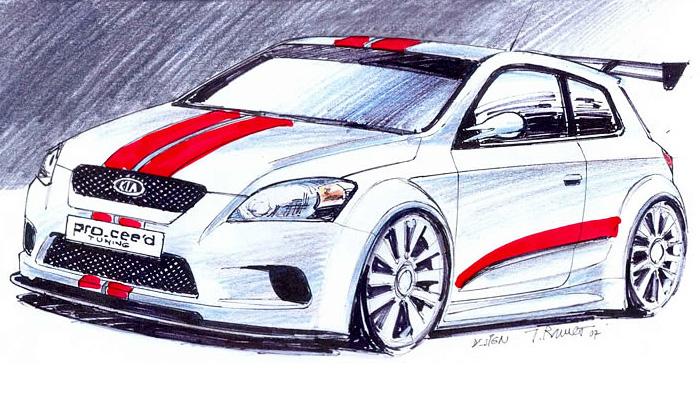 Automobilka Kia vypsala designerskou soutěž