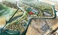 Ostrov Yas Island, který vyroste na kraji Abu Dhabi