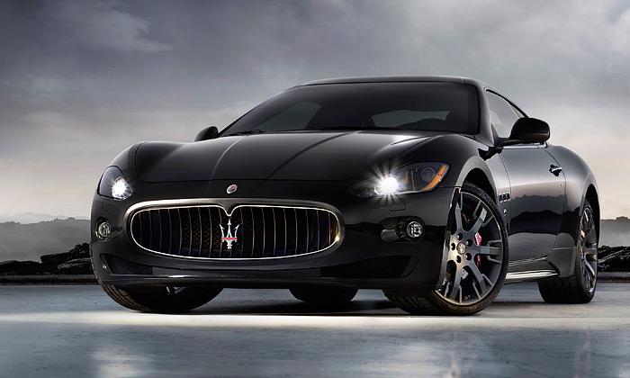 Další zrodu trojzubců – Maserati Gran Tourismo