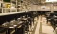 Interiér pražské restaurace Maze Gordona Ramsayho