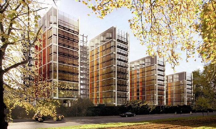 Nejdražší byty nasvětě vOne Hyde Park