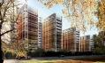 Čtveřice budov pod názvem One Hyde Park