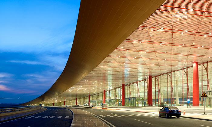 Největší stavba světa vPekingu seotevírá