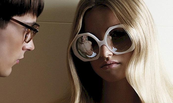 Sluneční brýle najaro aléto 2008