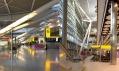 Nový Terminal 5 a jeho interiér těsně před spuštěním