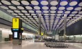 Interiér nového pátého terminálu letiště Heathrow