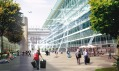 Nový terminál na prvotních vizualizacích