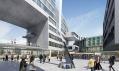 U Vítězného náměstí má vyrůst multifunkční komplex Dejvice Centrum