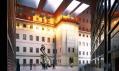 Interiér tři roky starého rozšíření madridského muzea Reina Sofia