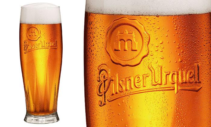 Nové pivní sklenice odRonyho Plesla