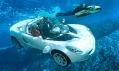Auto Rinspeed sQuba pod vodou