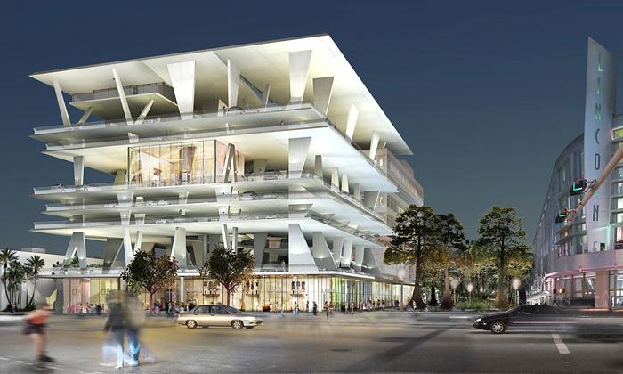 Kostnatý dům Herzog & de Meuron naMiami Beach