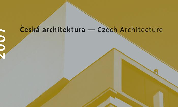 Vychází kniha Česká architektura 2006 – 2007