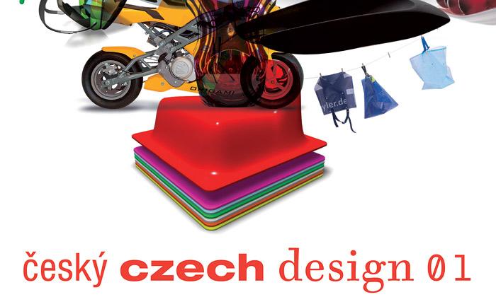 Poslední roky designu vknize Český design 01