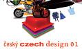 Obálka knihy Český design 01 od Terezy Bruthansové