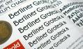 V prezentaci písem pokračuje Berliner Grotesk