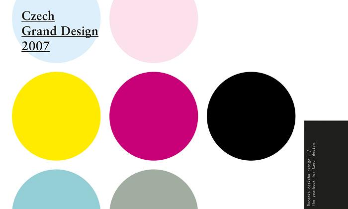 Czech Grand Design 2007 sepřipomíná ročenkou
