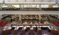 Open space redakce The New York Times plné světla