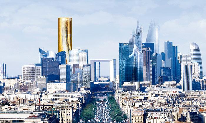 Tour Signal možná brzy porazí Eiffelovu věž