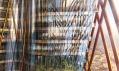 Pohled do interiéru návrhu budovy Normana Fostera