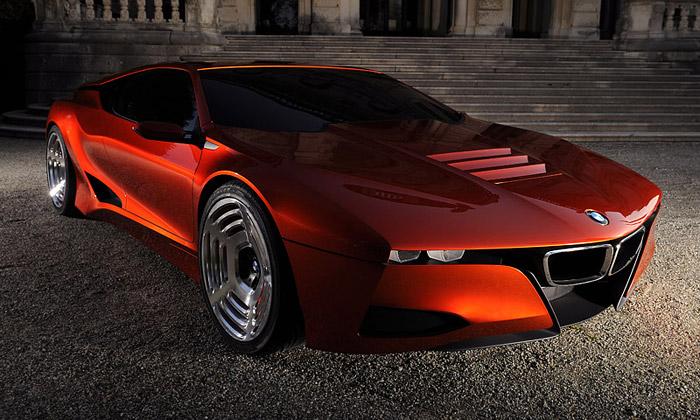 Krása potřiceti letech – BMW M1 Hommage