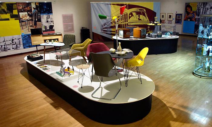 Začíná gigantická retro výstava Bruselský sen