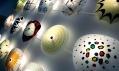 Výstava Bruselský sen - Světla plná ornamentů jako bytové zařízení