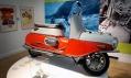 Výstava Bruselský sen - Čezeta typ 501
