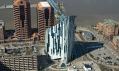 Netypický tvar pro stavbu Daniela Libeskinda