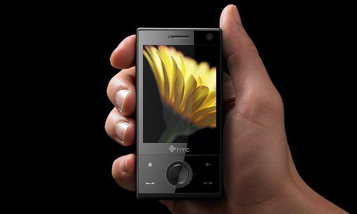 Dotykový mobilní klenot HTC Touch Diamond