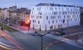 Nový francouzský hotel Seekoo vytvořený z Corianu