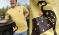 Ukázka triček značky Fugu