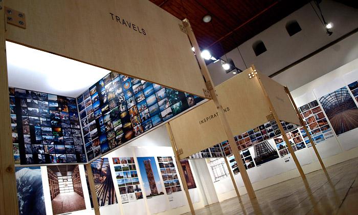 Začíná architektonická výstava Martin Rajniš