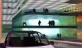Pohled do plánované podzemní městské části Amsterdamu