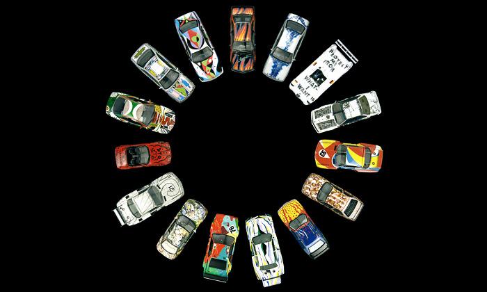 Místo plátna legendární modely BMW Art Cars