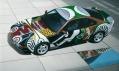 David Hockney - 1995 - BMW 850 CSi