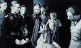 Gottfried Helnwein: Zjevení - Klanění tří králů - obraz
