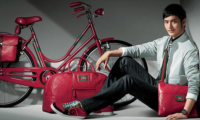 Gucci představil limitovanou olympijskou kolekci