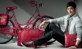 Reklamní fotografie nalimitovanou olympijskou kolekci Gucci 8-8-2008