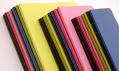 Nová sada barevných zápisníků adiářů Moleskine