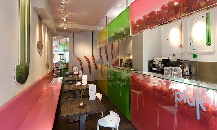Nizozemsko má nový svěží salátový bar Pluk