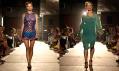 Modely, které na přehlídce představila návrhářka Milina Havrlantová