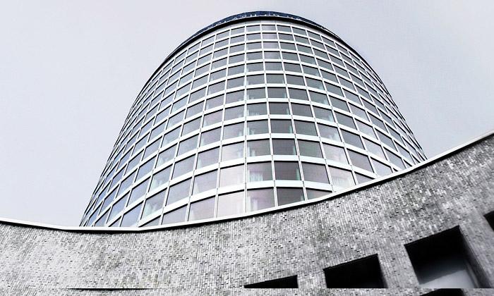 Nad Birminghamem setyčí nová obytná Rotunda
