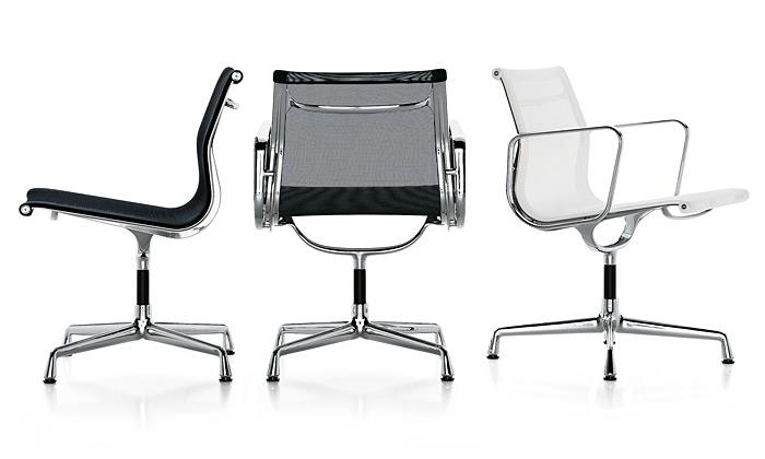 Vitra slaví padesát let odprvní Aluminium Chair