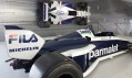 Formule F1 od BMW v expozici muzea