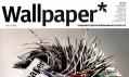 Výřez obálky anglicky psaného časopisu Wallpaper